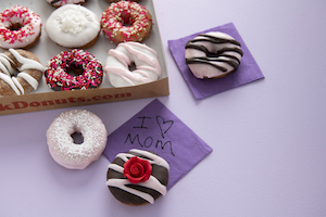 Duck Donuts is Sweet on Mom this Mother's Day May 1-9