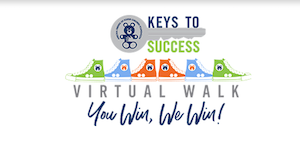 AFFCF Announces 2021 Keys to Success Virtual Walk