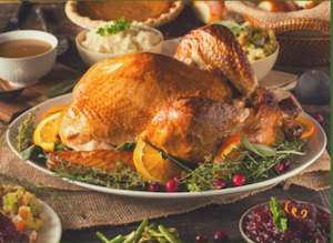 Fuel to Fit Offers Healthy Thanksgiving Dinner Package Now Available For Preorder