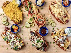 Joe's Farm Grill Announces Hot Dog Days through Oct. 3