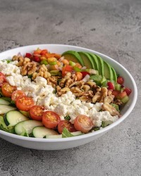 September of Salads at Miracle Mile Deli