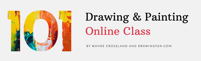 Painting & Drawing Online Class